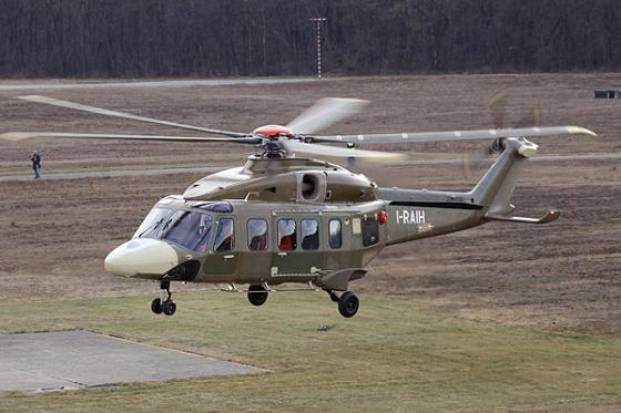 AgustaWestland  will supply 11 helicopters AW189 to rescue services in Britain