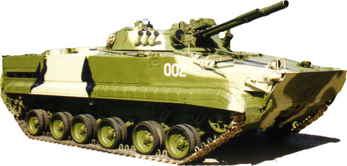 The armed forces of Venezuela  have got another batch of BMP-3