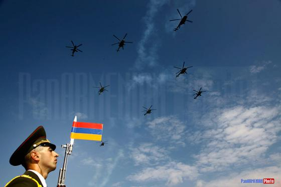 Military industry - target area of cooperation between  Poland and Armenia