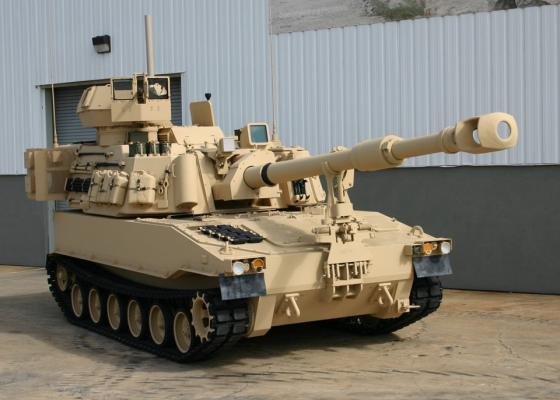Brazilian Army will be  supplemented  by  36 M109A5  Plus