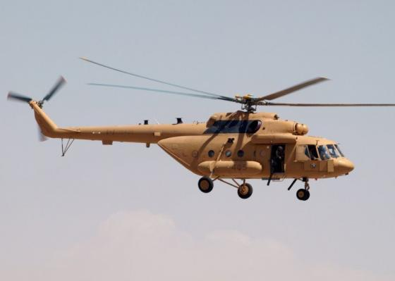 U.S. Congressmen asked the Pentagon again not to buy from Russian helicopters