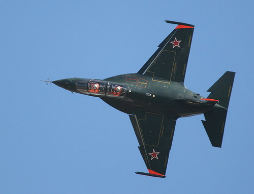 Russia is ready to transfer technology of air defense systems and the Yak-130 to Brazil
