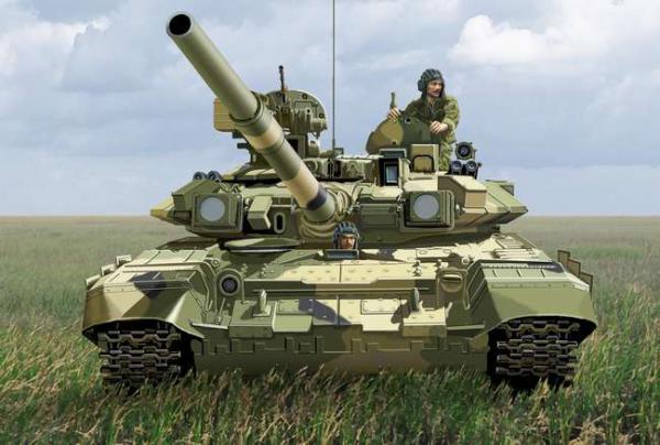 T-90S trials in Peru