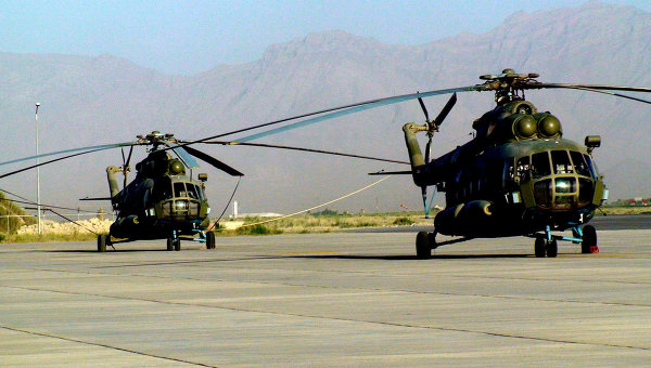 Russia to  deliver 12 more Mi-17 helicopters to Afghanistan