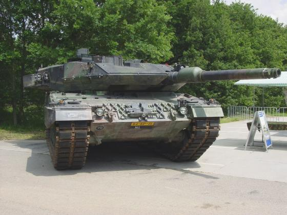 The controversial arms deal: Berlin approved the sale of 164 tanks to Indonesia