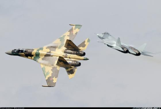 Russia offers  Brazil  Su-35 with the technology of its creation