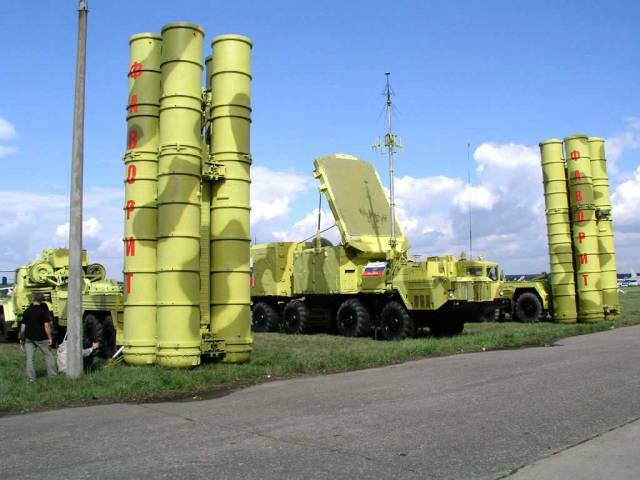 Russia ready to develop long-range air defence sistem  with Turkey
