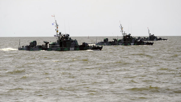 Iran, Russia to hold joint Navy grills in Caspian sea