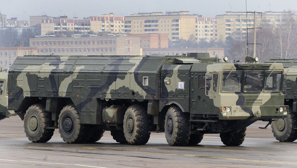 All  Russian  missile  brigades to get Iskander sistems  bi 2018
