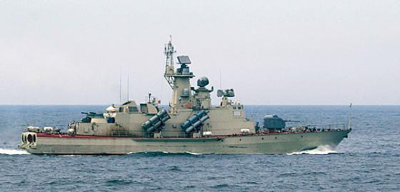 Russia will supply Nicaragua with six missile and patrol boats