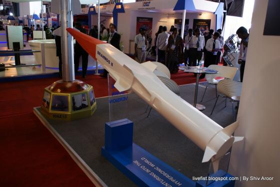 In Russia the hypersonic missile created