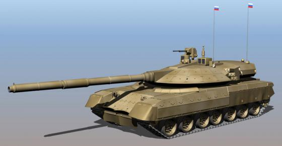 Russian Armata tank to enter testing in November