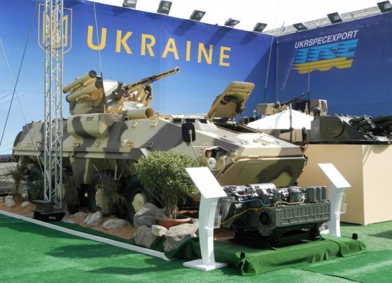Azerbaijan refused to purchase Ukrainian BTR- 3 and BTR -4
