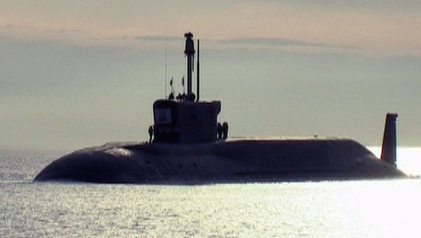 Russia's New Nuclear Sub Completes Sea Trials