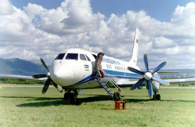 Uzbekistan Intends to Resume the Assembly of Il-114