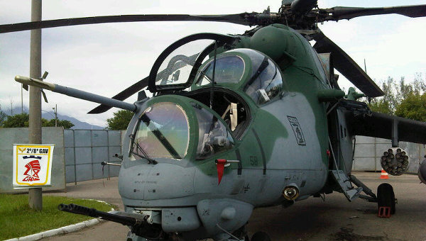 Russia closse to complete attac helicopter deliveries to Brazil