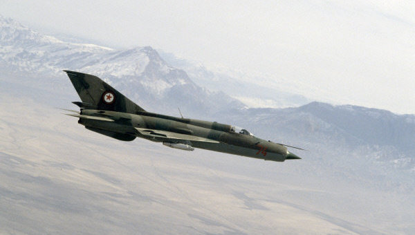 US  Tested Soviet MiG Fighter at Mysterious Area 51