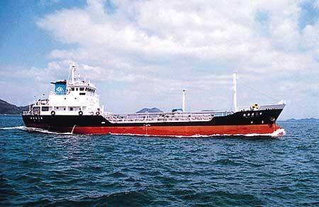 Fifth oil tanker built in Russia for Turkmenistan