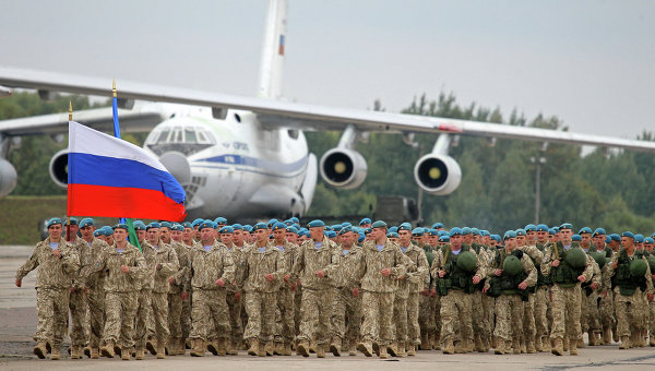 Russia, Belarus to Hold Joint Military Exercise in 2015