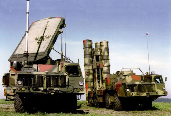 Russia will give  to Belarus four S-300