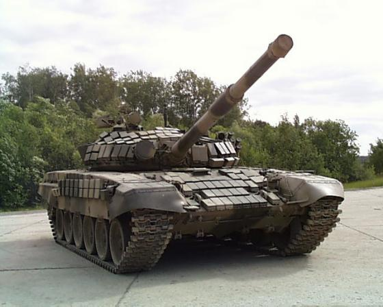 Updated T -72 will be in demand in the market