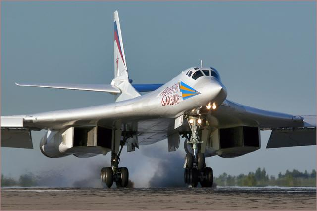 Russian Strategic Bombers Complete South American Mission