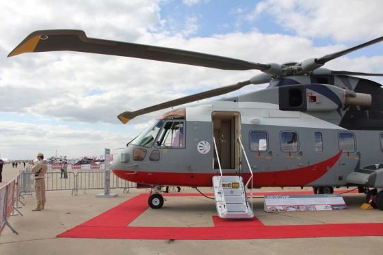 Finmeccanica denies the abolition of the Indian deal