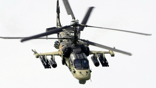 Russia to Sell $5Bln  Worth Helicopters to Mideast, Africa