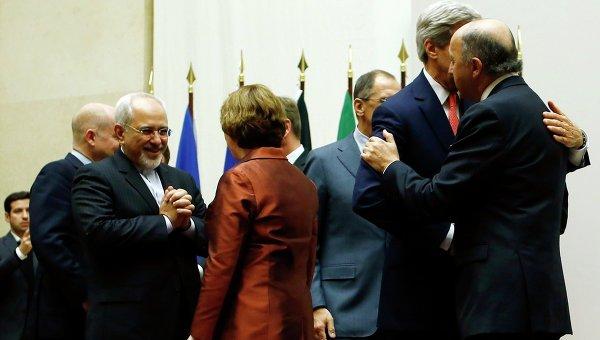 Tehran's nuclear program. last-minute agreement