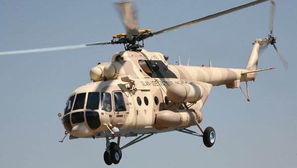 Russia Delivers 4 Mi-171E Helicopters to China