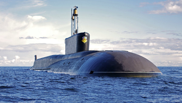Russian Navy Likely to Receive 2nd Borey Nuclear Sub by Year-End