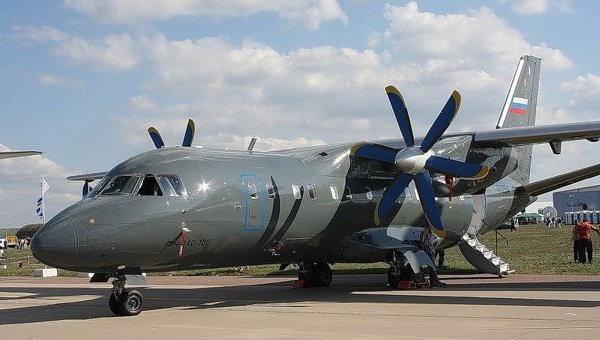 Russia's Baltic Fleet to Receive New Transport Plane