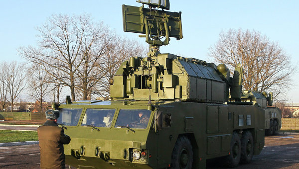 Russia Unveils New-High-Precision Air Defense System