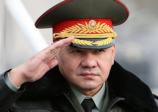 General Shoigu: The main threat to Russia's security is terrorism