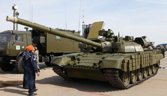 Ukraine continues to implement the contract with Ethiopia for the supply of MBT T -72