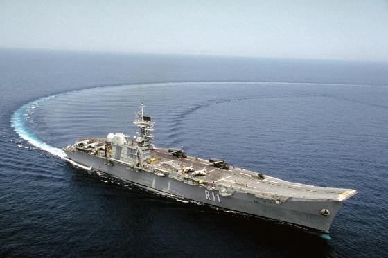 If Angola buys aircraft carrier Principe de Asturias?