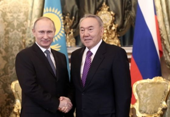 Russia and Kazakhstan signed an agreement