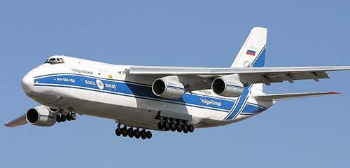 Azarov: Ukraine and Russia will jointly build 80 An-124 planes