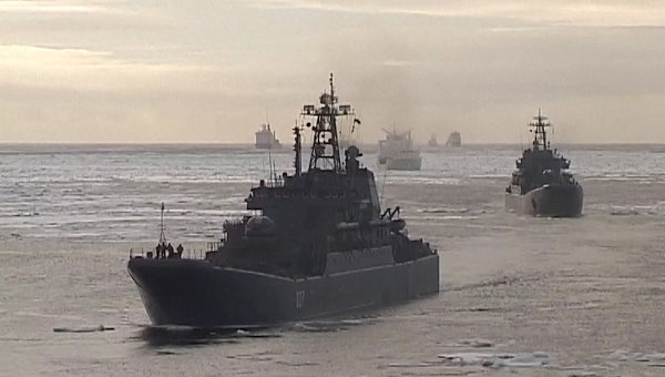 Arctic Made Priority for Russian Navy in 2014