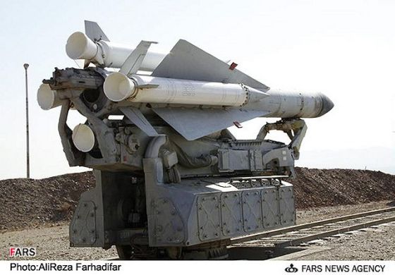 Iranian Armed Forces modernizing air defense system S-200 Soviet-made