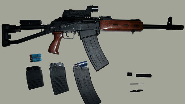 Russia's Kalashnikov Plans to Sell 200,000 Guns in US Annually
