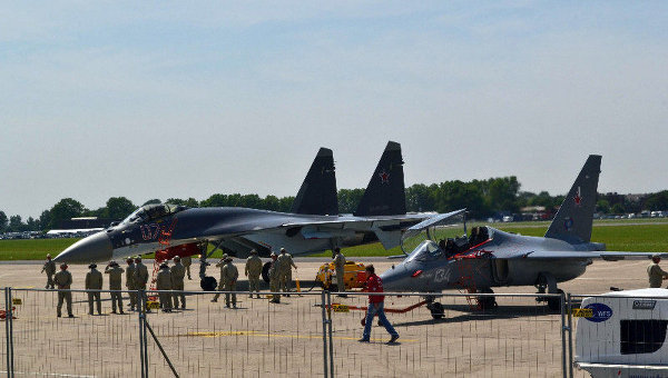 Russian Arms Exporter Sold $13.2Bln in 2013