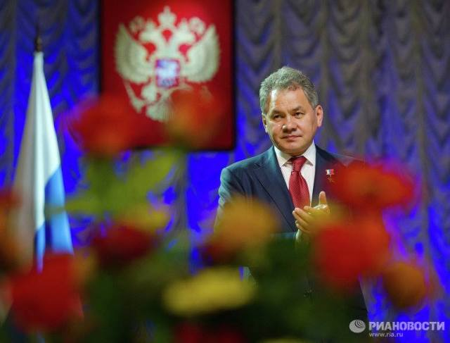 Defense Minister Shoigu to Visit Kazakhstan to Discuss Cooperation