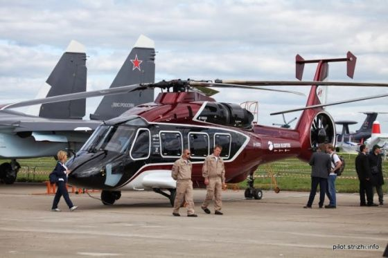 Russian helicopters will have French engines