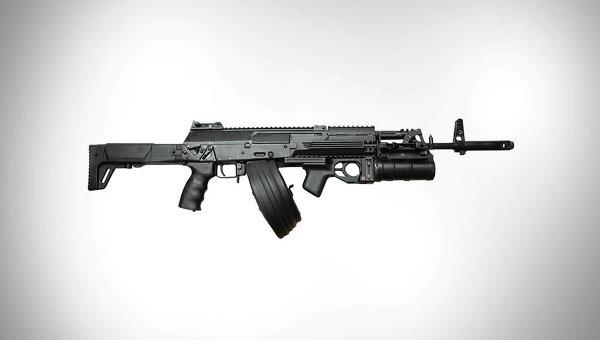 Kalashnikov Eyes Indian Partners for Weapons Production