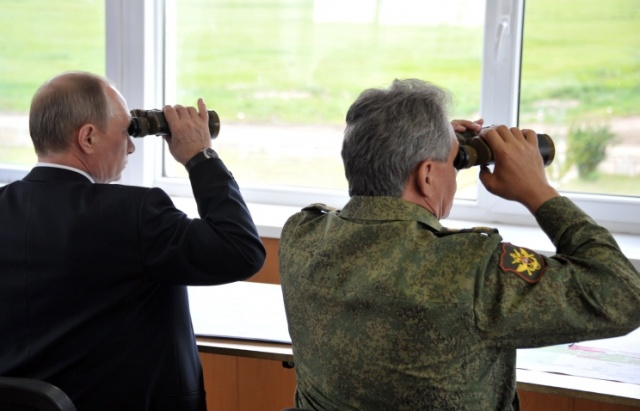 Surprise drills of Russian army not related to situation in Ukraine – minister