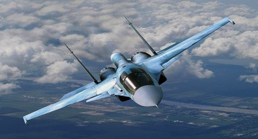 UAC to Sell Sukhoi Su-35 Fighter to China