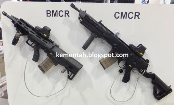 Singapore created the  shortest  rifle  of scheme