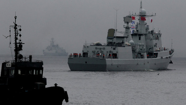 Russia Prepares for Naval Drills with China, India, ASEAN