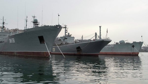Russian Fleet Poses No Threat to Ukraine – Senior Official